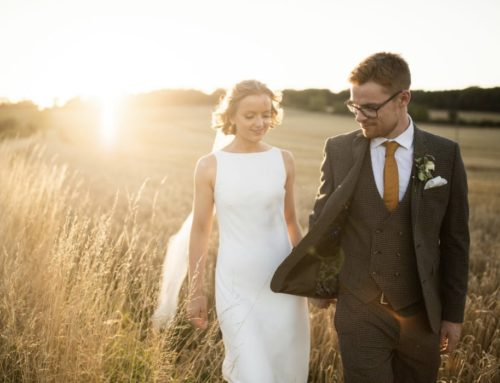 Relaxed & Elegant | Couples Story | Cotswold Barn Wedding