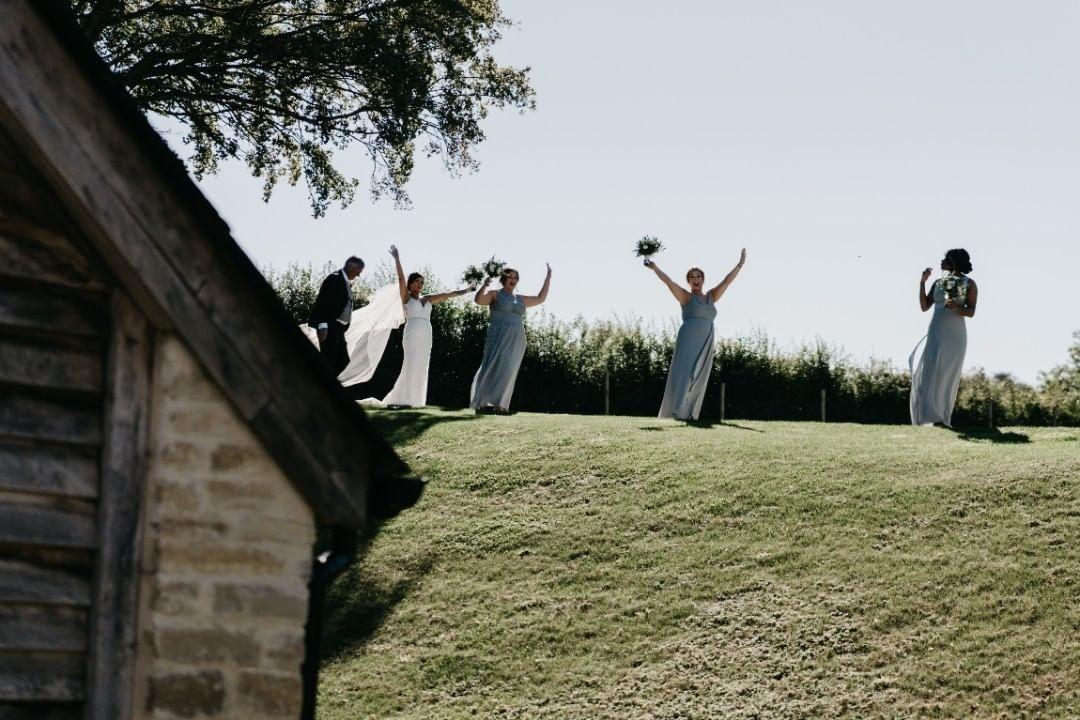 Cotswold Wedding Ceremony