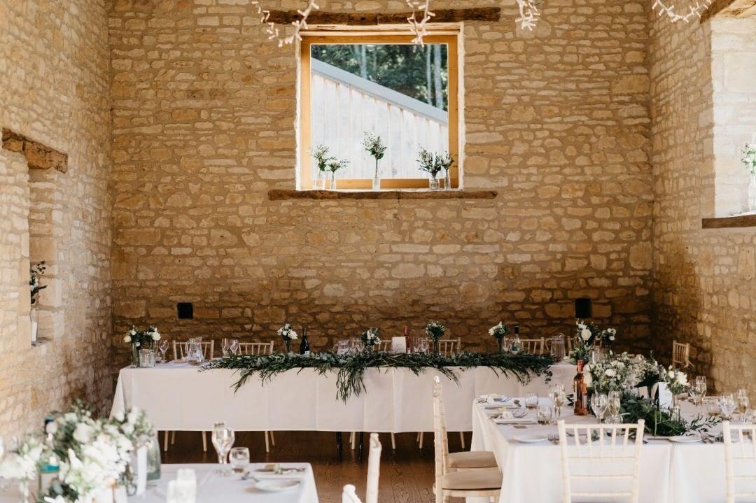 Cotswold Wedding Breakfast